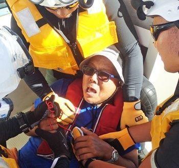 海保拘束後に嘔吐 船長「4人が押さえ込む」 - 琉球新報 - 沖縄の新聞、地域のニュース