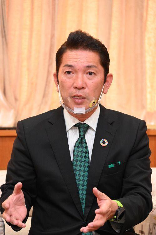 市長 2021 浦添 選挙